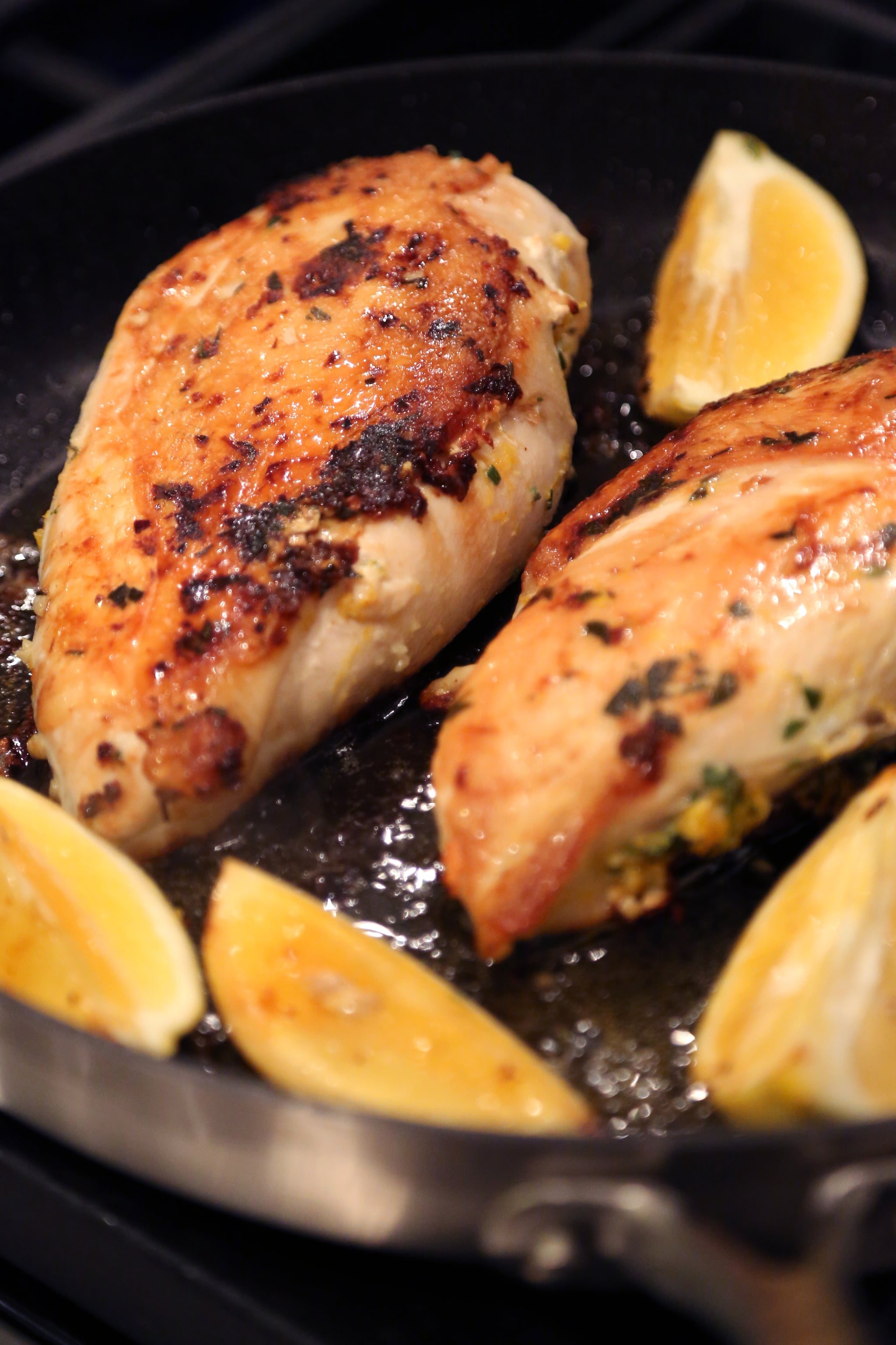 You'll Never Cook Chicken Without Bricks Again After Trying Chrissy Teigen's Easy Recipe