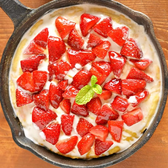 Paleo Strawberry Shortcake Recipe