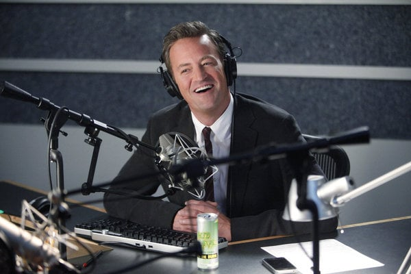 Matthew Perry in Go On.</p> <p>Photo courtesy of NBC