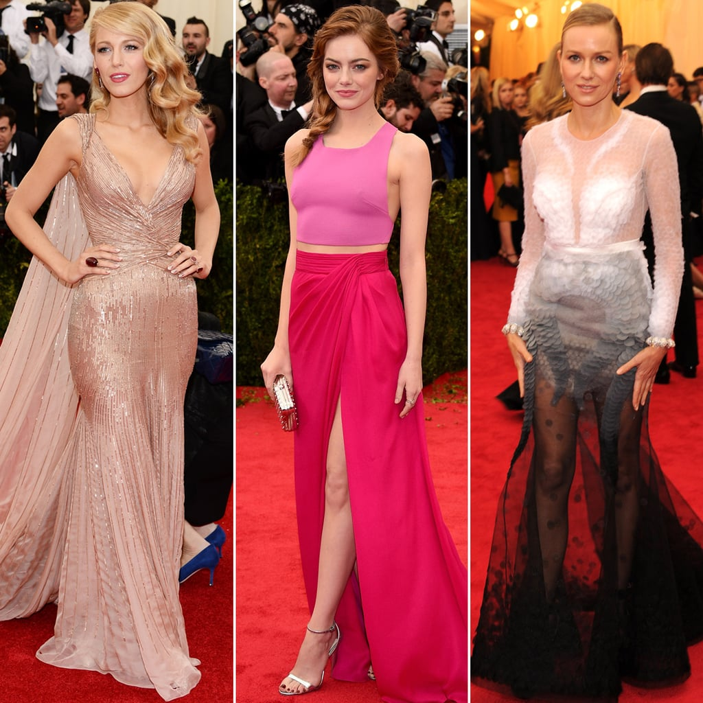 The Best Dressed Celebrities on the Met Gala 2018 Red ...