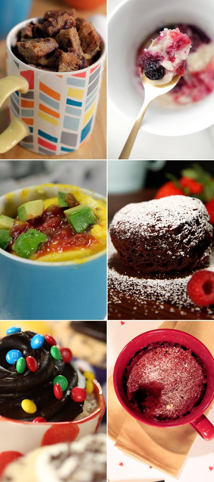 Easy Mug Breakfast and Dessert Recipes | POPSUGAR Food
