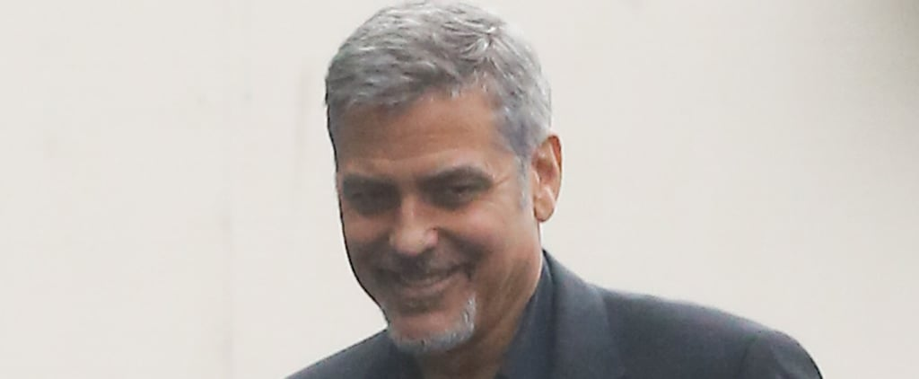 There's Nothing Monstrous About George Clooney's Latest Appearance