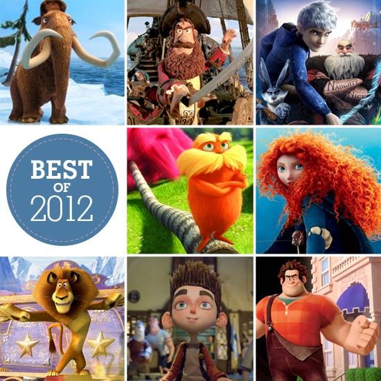 best animated movies of 2012 popsugar moms