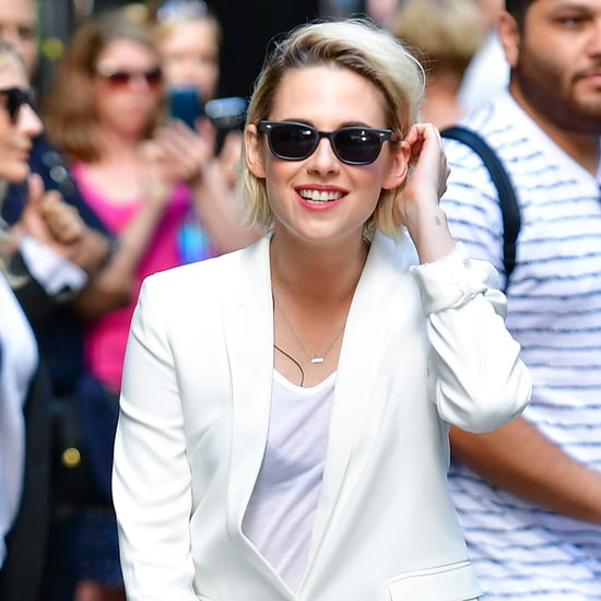 Kristen Stewart Out in NYC July 2016 | Pictures