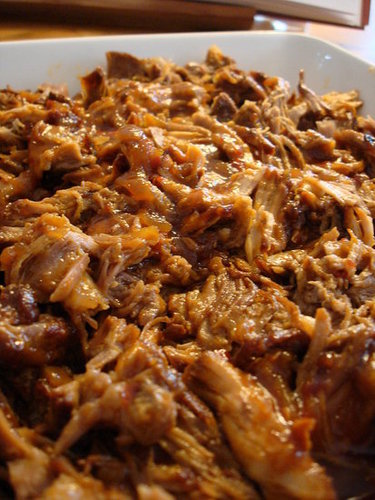 Super Easy BBQ Pork