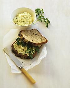 Egg-Salad Sandwiches
