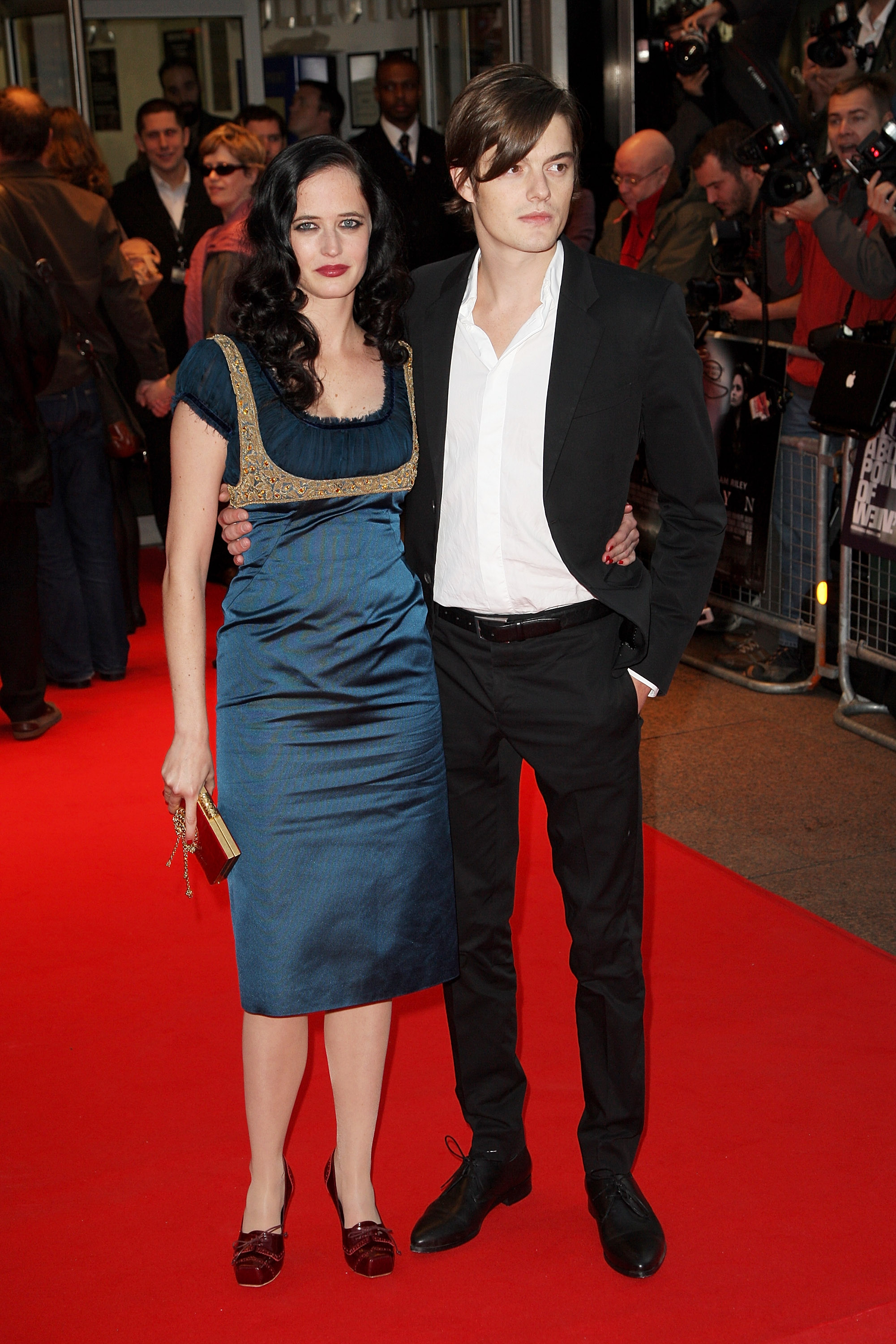 Photos Of Ryan Phillippe And Eva Green At The Premiere Of
