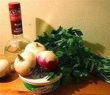 Turnip Salad