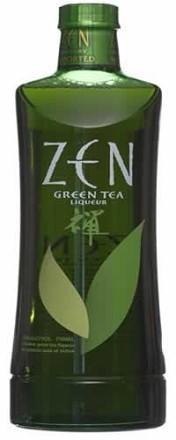 Green Tea Cocktail