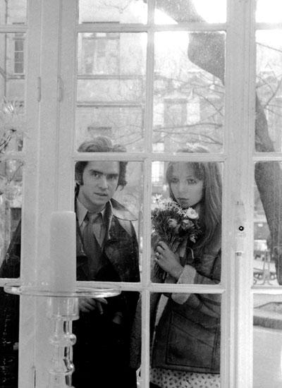 In France, 1968.<br />